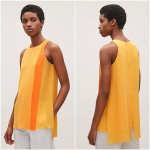 COS | Sleeveless Drape Top